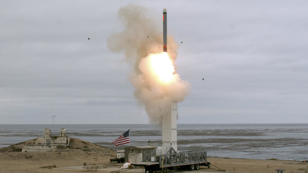 U.S. tests ground-launched ballistic missile after INF treaty exit