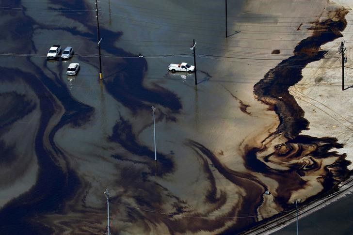 POLLUTER'S PARADISE: How Oil Companies Avoided Environmental Accountability After 10.8 Million Gallons Spilled