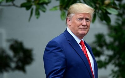 POLL SHOWS MAJORITY OF VOTERS OPPOSE IMPEACHING AND REMOVING TRUMP FROM OFFICE