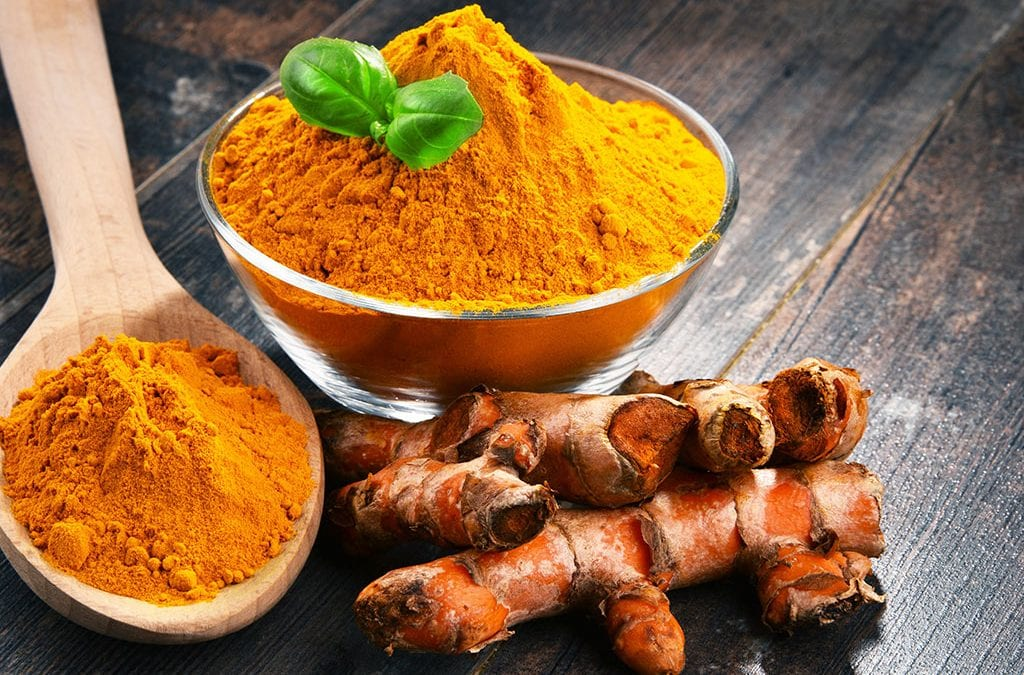 You know turmeric for its many health benefits: Add anti-asthma to that list
