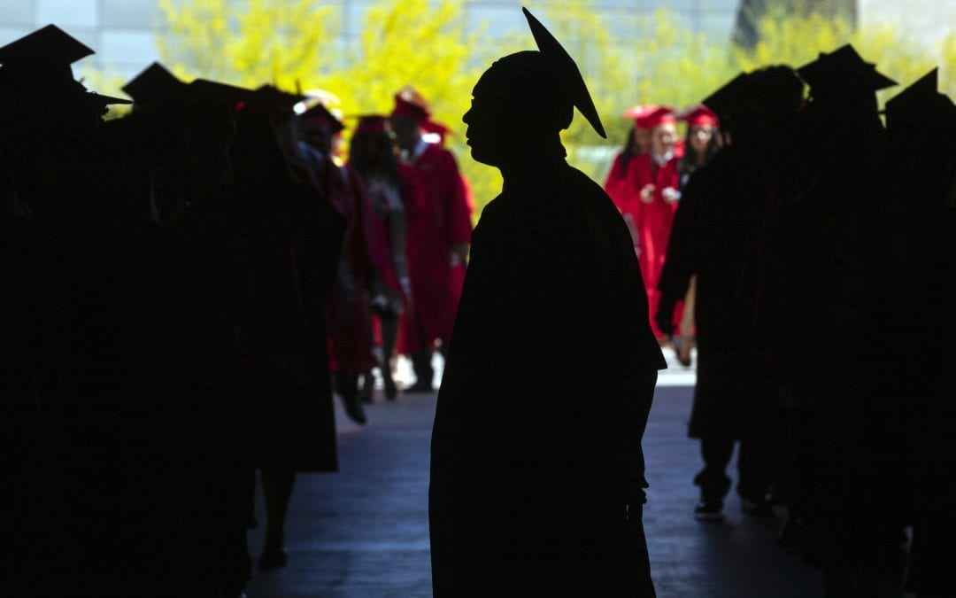 UNLV to Welcome Class of 2019 During Winter Commencement Dec. 17