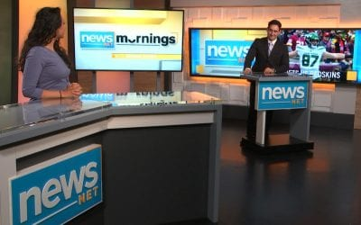 NewsNet Debuts New Studios, New Morning Show, and State-of-the-Art Weather System