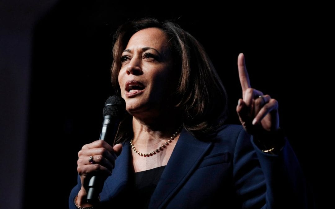 With Kamala out, Dems' December debate will be snow-white