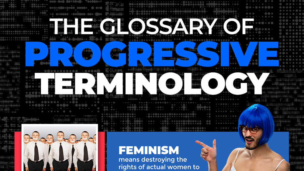 "Confused by the language police? Behold the ""Glossary of Progressive Terminology"" that will clear it all up for you"