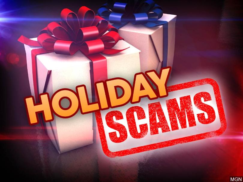 Officials Warn Of Holiday Scams