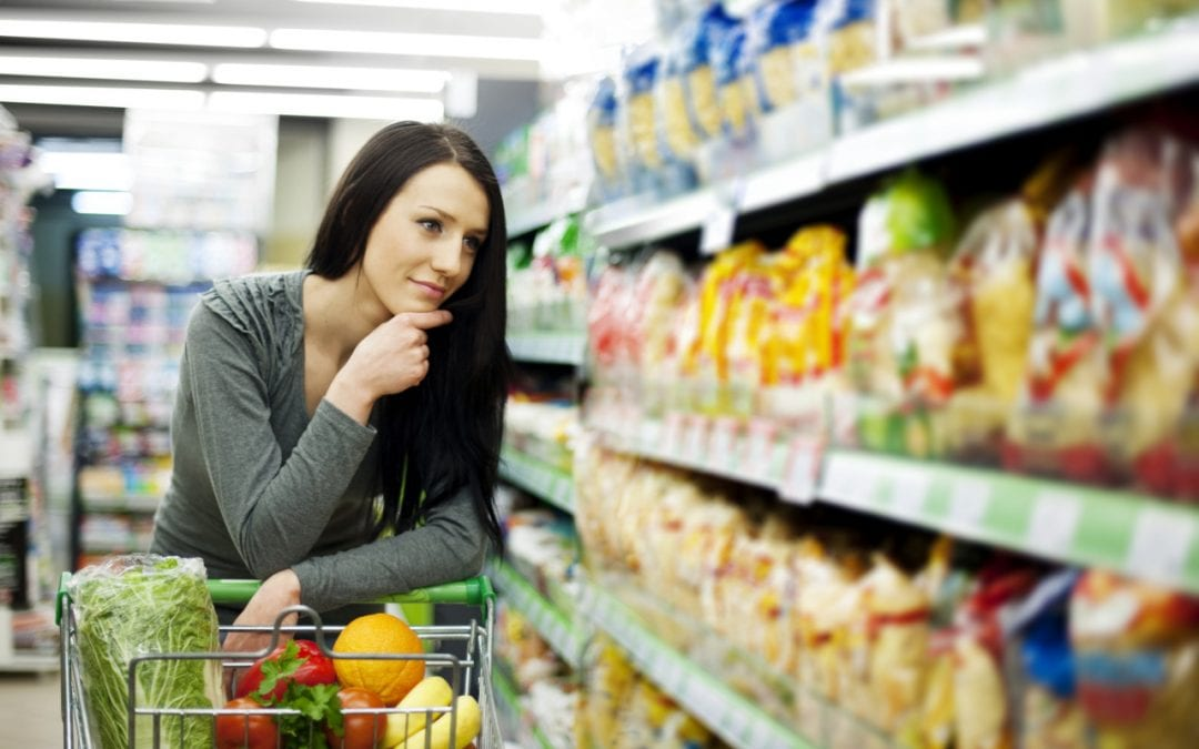Food labels with caloric costs in exercise could lead to healthier choices