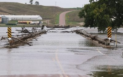 South Dakota Could Be Bracing For Another Round Of Spring Flooding