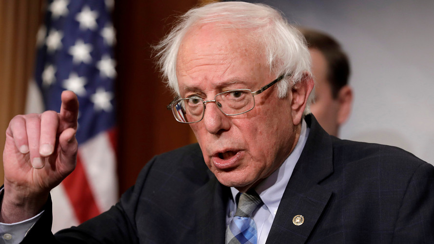Sanders: I Will Vote to Convict Trump Unless I Hear 'Very Good Explanations'