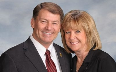 South Dakota Senator's Wife Undergoes Unexpected Operation
