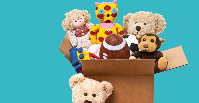 Toys For Kids Donations Being Accepted