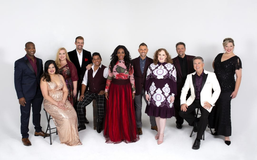 Voctave Rings in the Holiday Season Dec. 17 at UNLV Performing Arts Center