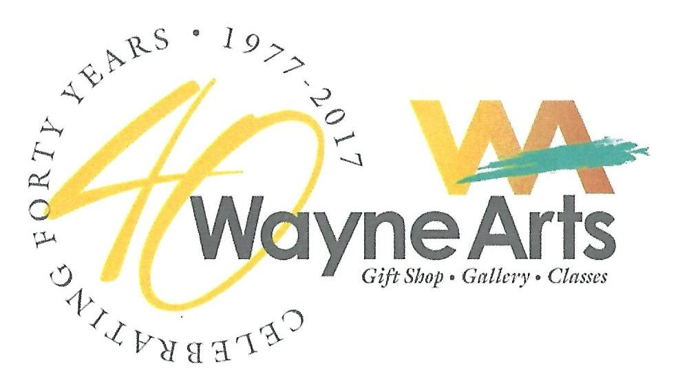 Wayne Arts Showcase and Holiday Open House this Saturday