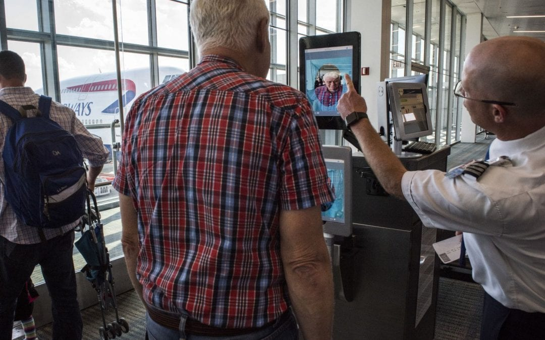 U.S. homeland security abandons plan for face scans for U.S. citizens