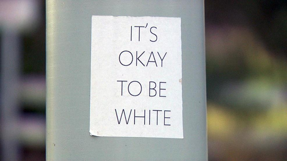 Law school student interrogated by FBI, expelled over 'It's Okay to be White' flyers