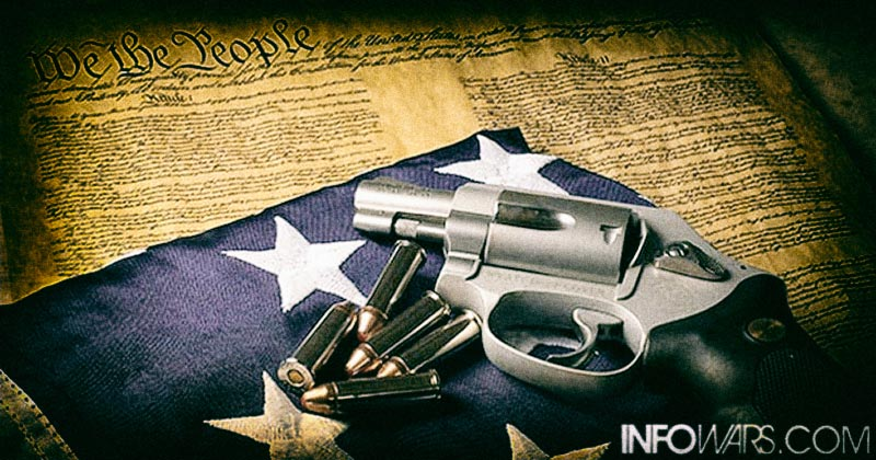 VIRGINIA SHERIFF VOWS TO DEPUTIZE THOUSANDS OF CITIZENS IF STATE PASSES GUN RESTRICTIONS