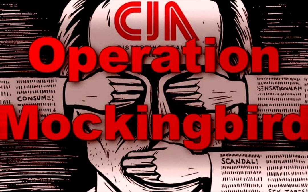 "Conservative Media Exposes ""Operation Mockingbird"" & The Biden 