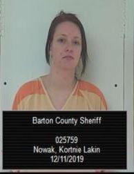 Barton County Sheriff Needs Public's Assistance