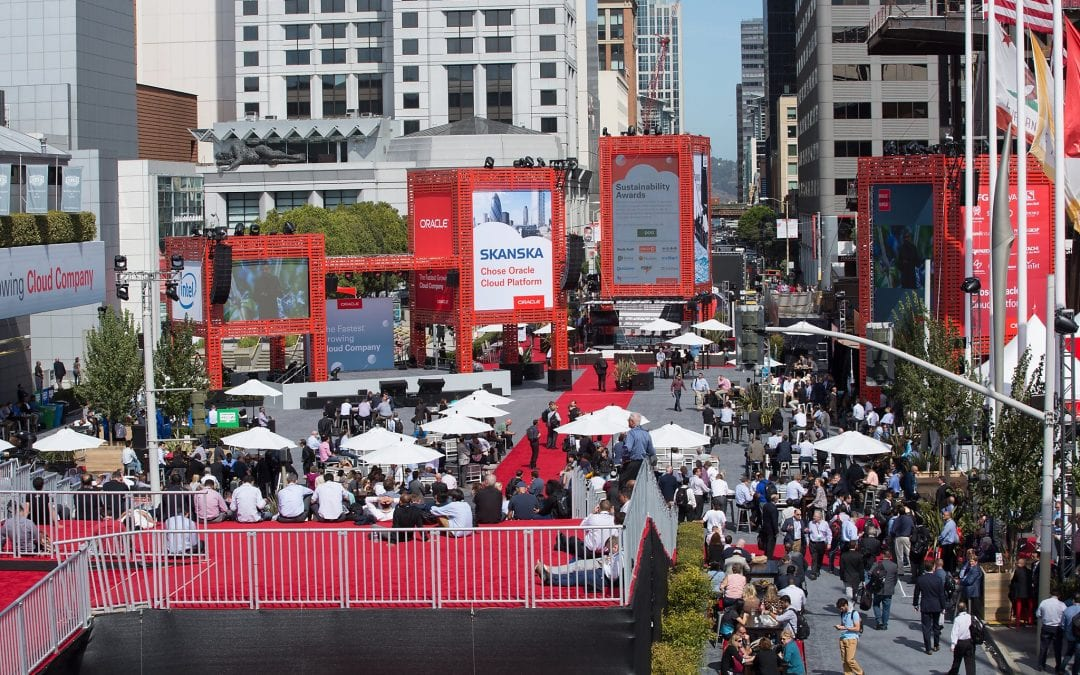 """San Fran Loses Major Tech Conference Due to """"Poor Street Conditions"""""""