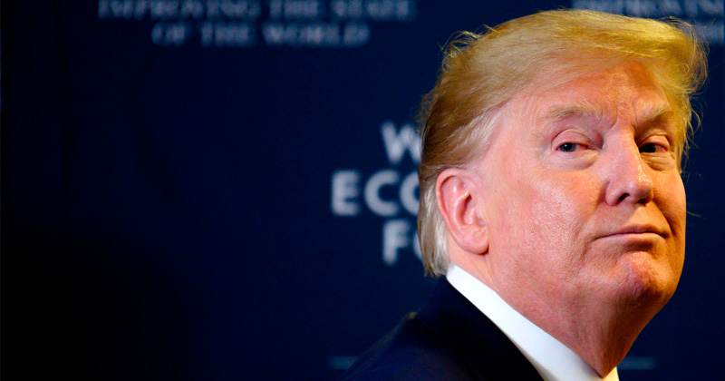 TRUMP CALLS OUT GRETA FOR STAYING SILENT ABOUT CHINA, INDIA POLLUTION