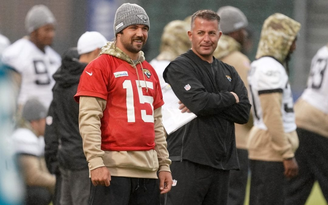 Jaguars part ways with offensive coordinator DeFilippo
