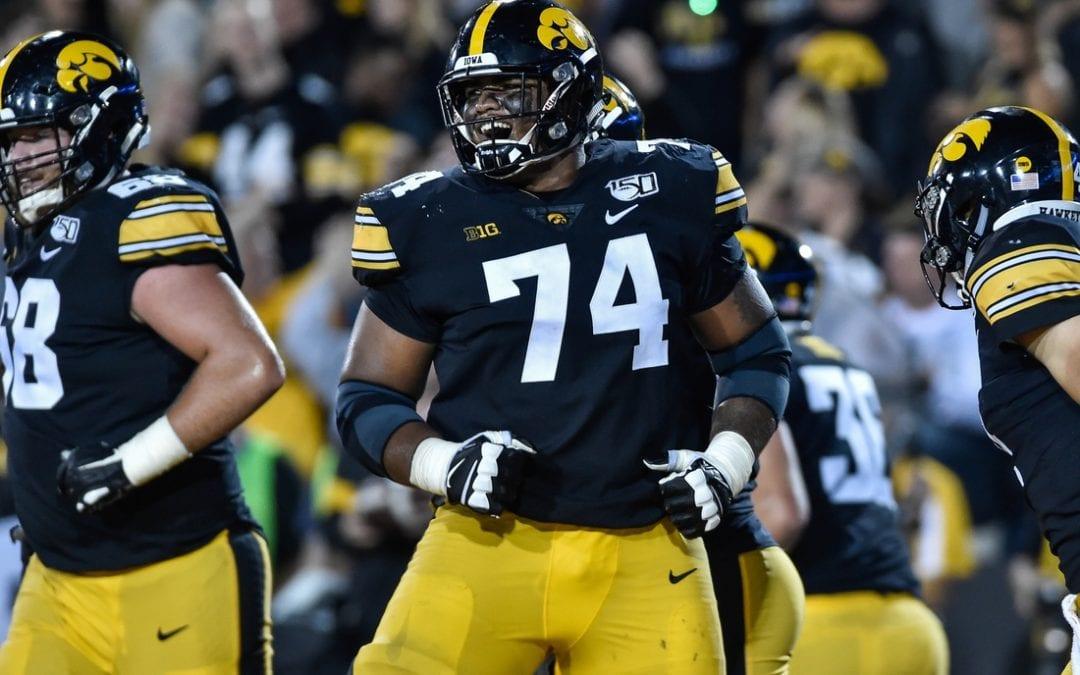 Iowa All-America OT Wirfs to enter NFL draft