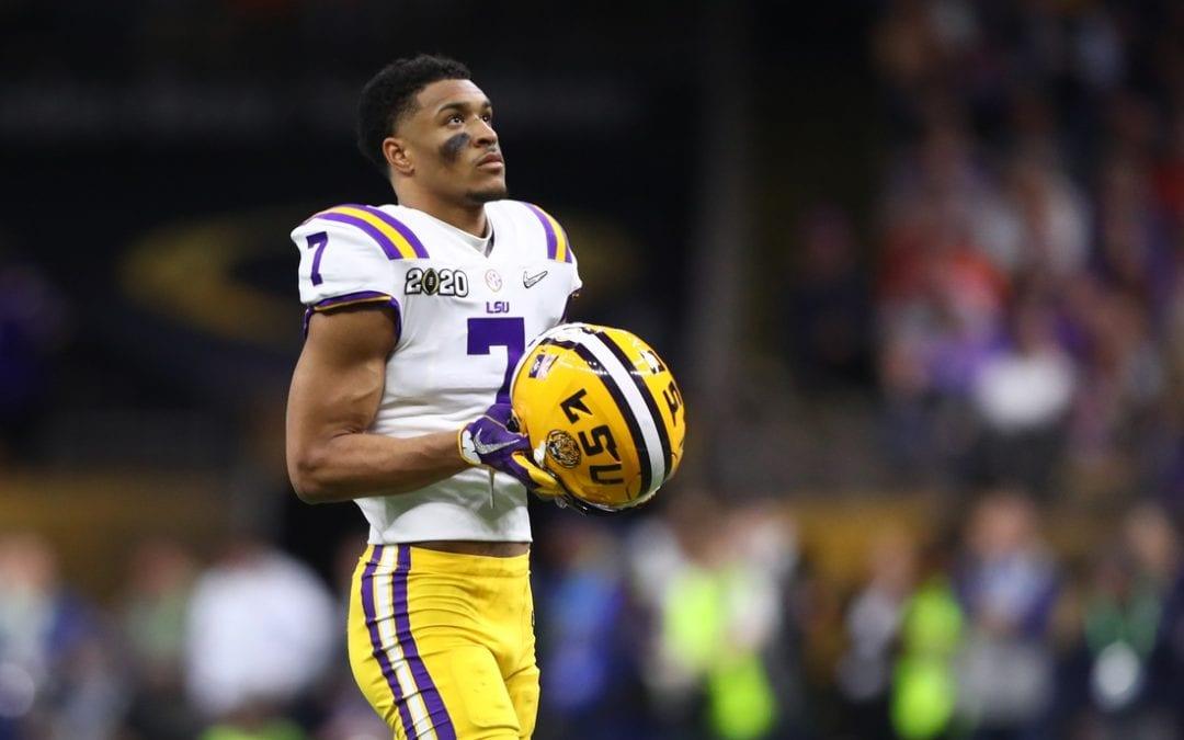Delpit, Jefferson among 5 LSU Tigers entering NFL draft