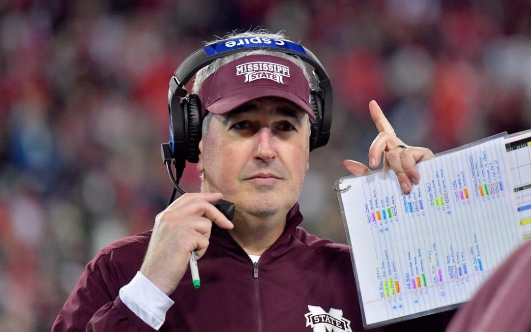 Reports: Oregon hiring Moorhead as offensive coordinator