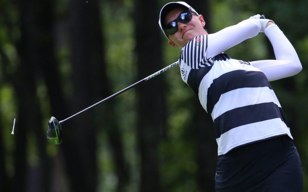 Sagstrom becomes 12th Swedish winner on LPGA Tour