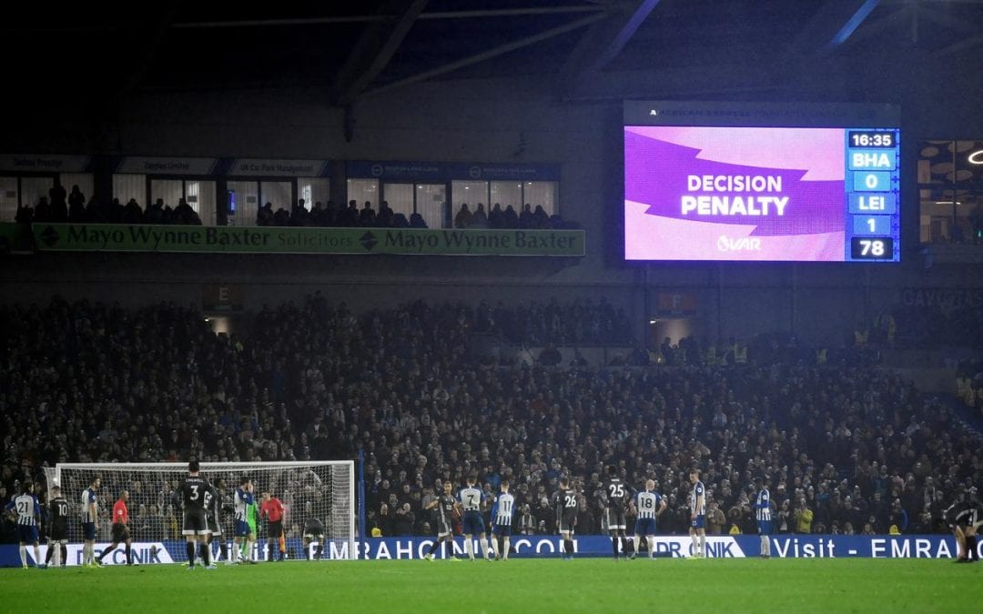 We are not a VAR police, say football lawmakers