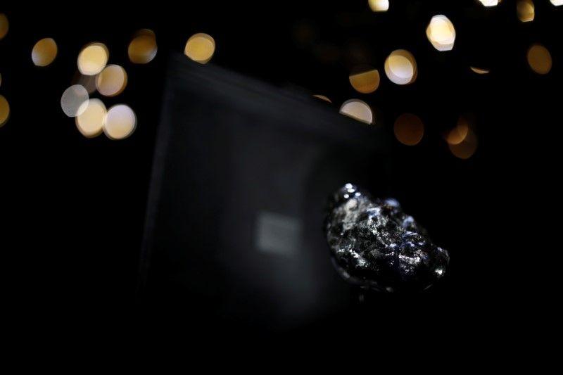 Vuitton's diamond as big as a tennis ball steals the show in Paris