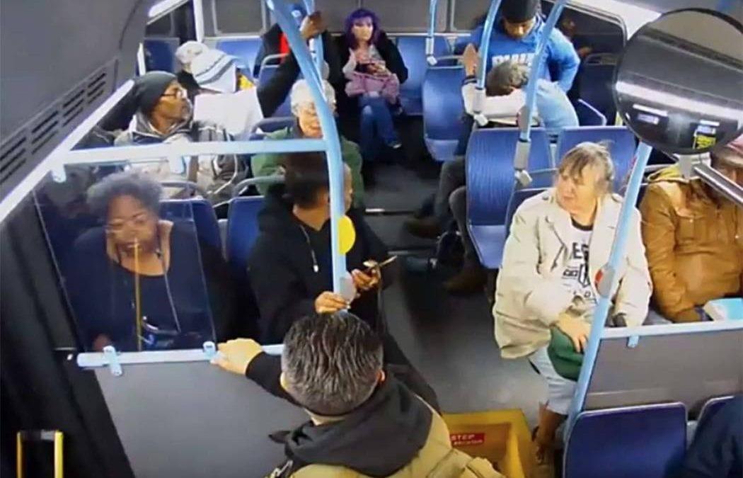 Las Vegas police arrest suspect in December bus attack
