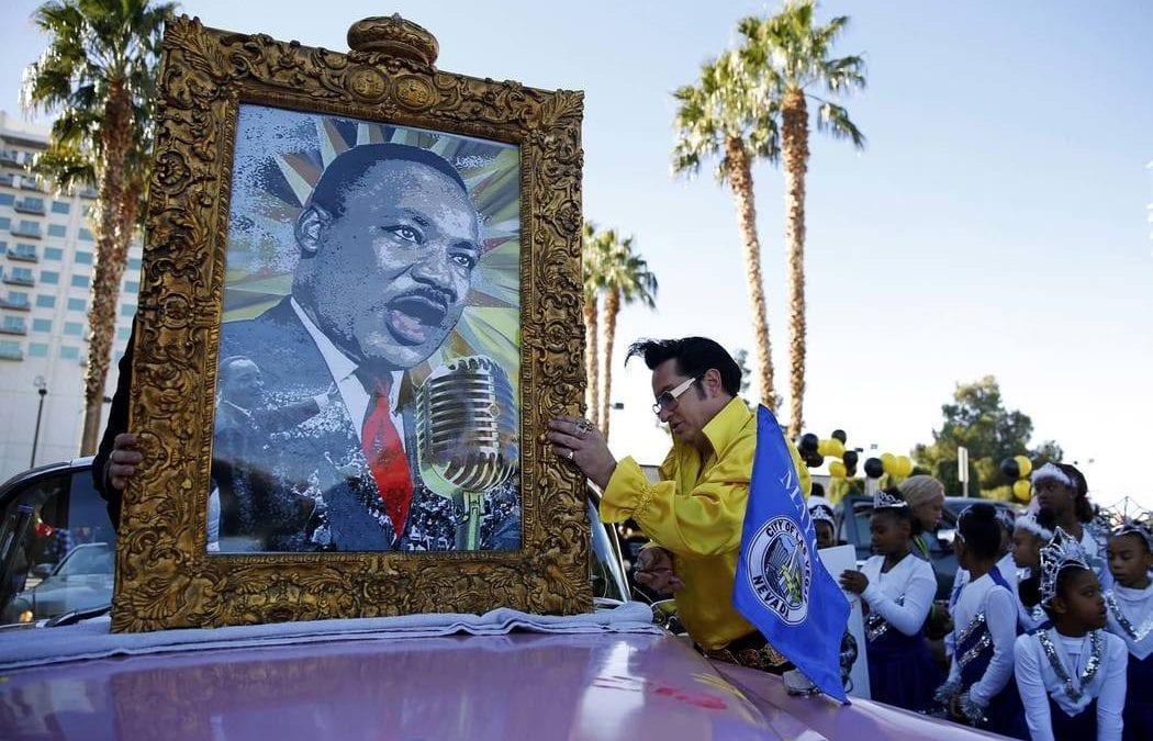 Las Vegans reflect on Dr. Martin Luther King Jr.'s legacy