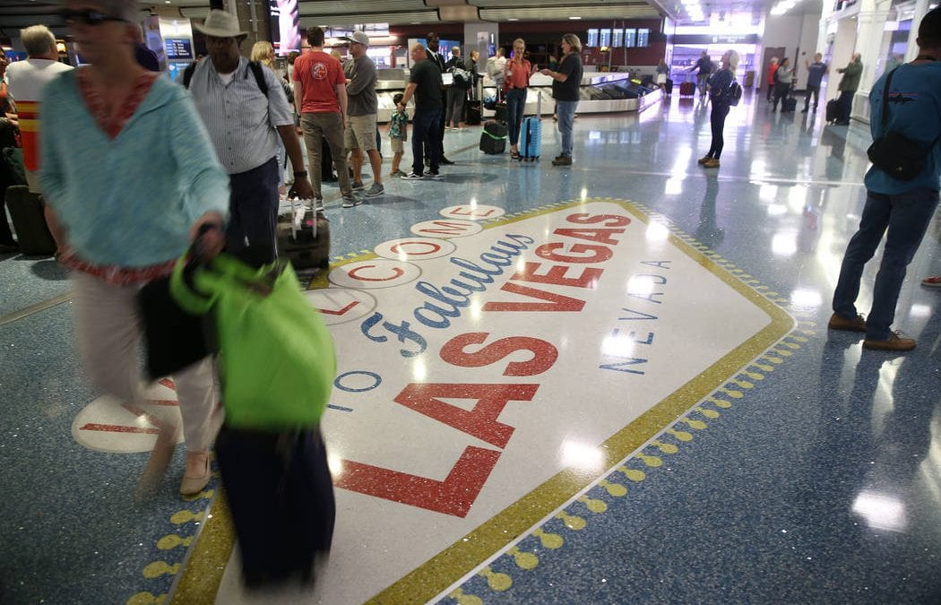 Las Vegas area's airports make $35B economic impact, report says