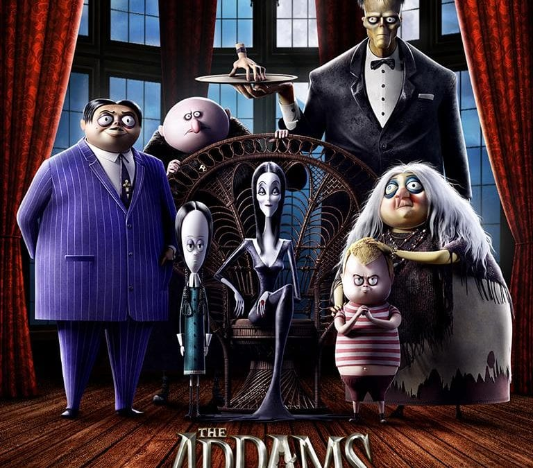 Kilmer Library Looks Into the Secret Life of Pets & Addams Family