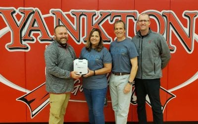 Yankton School District Receives Life Saving Donation