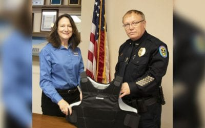 Emerson Nebraska Police Receive New Tool To Aid In Law Enforcement Safety