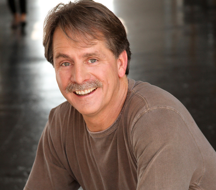 Jeff Foxworthy is coming to Del Lago