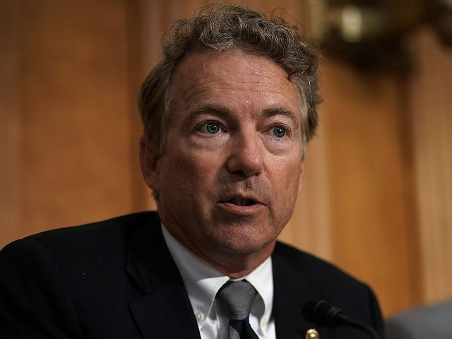 Rand Paul Threatens GOP Colleagues with Vote on Hunter Biden Subpoena
