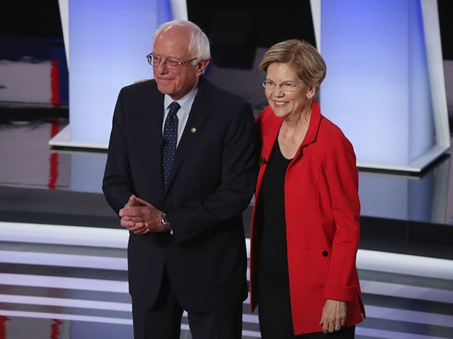 Revealed: Bernie Sanders Pays Female Staffers More than Elizabeth Warren – [your]NEWS