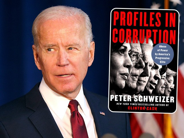 Four Bombshells Revealed in Peter Schweizer's 'Profiles in Corruption'