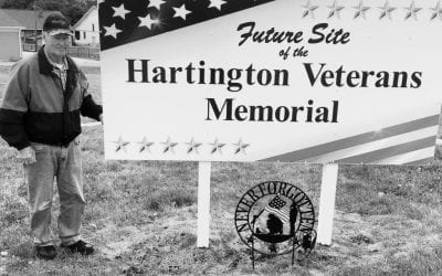 Names Are Being Sought For Hartington Veterans' Memorial