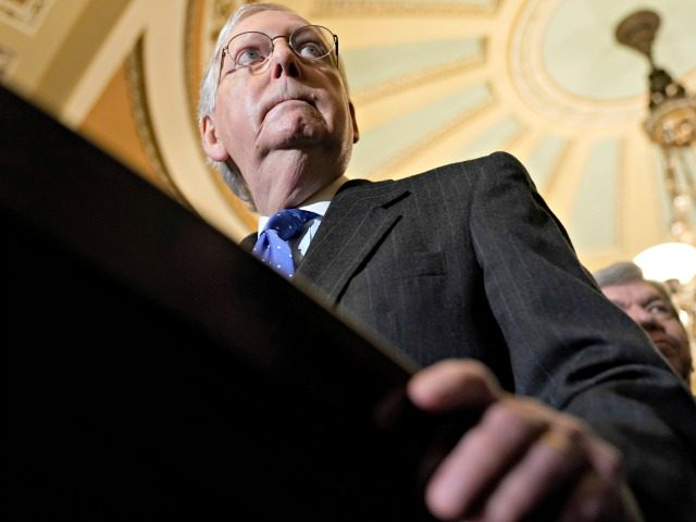 The Impeachment 'Kill Switch': McConnell Dismissal Rule Corners Democrats, Blocks Antics as Trial Commences