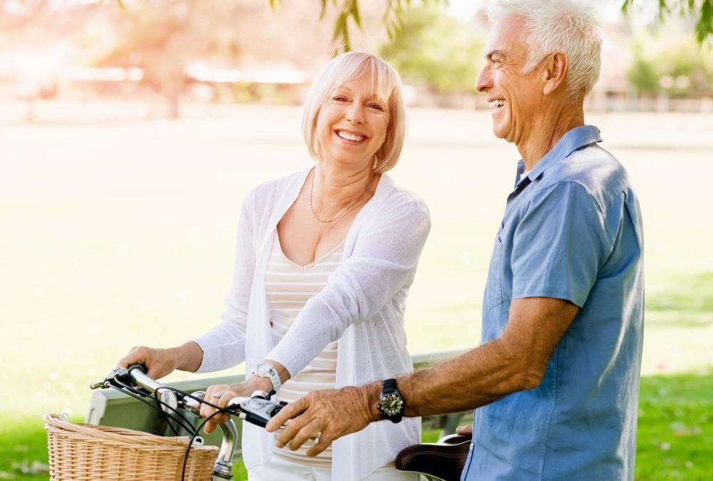 "Why do over 80% of older Americans consider themselves ""healthy"" despite chronic illness?"