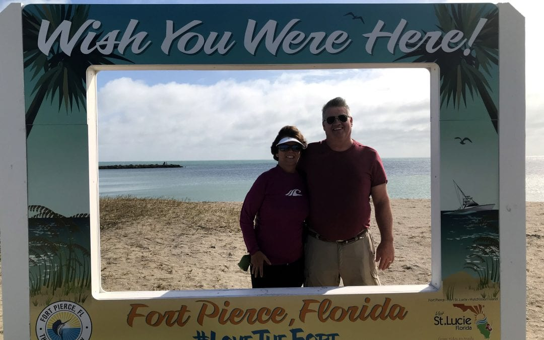 """St. Lucie County Tourism Partners with the City of Fort Pierce to """"Share"""" One of the Most Picturesque Spots in the County"""