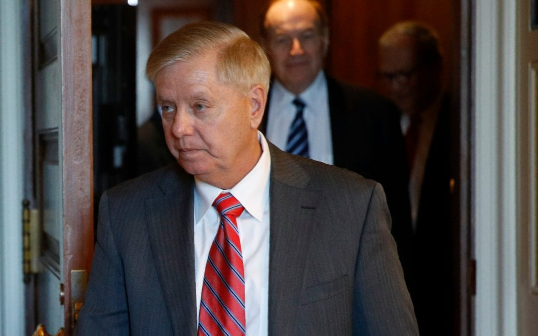 Lindsey Graham: 'I Predict a Bipartisan Acquittal of President Trump'
