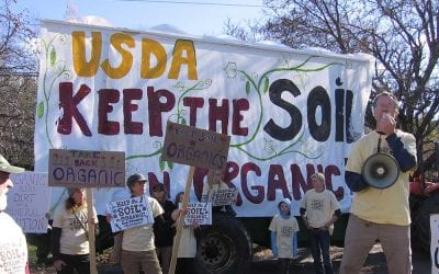 Regulatory Capture: USDA's Organic Governance Board Dominated by Affiliates of Corporate Lobby