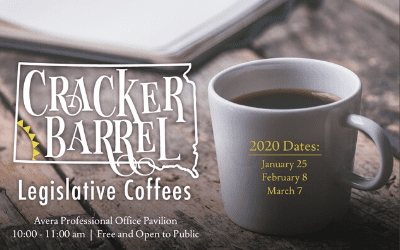 Meet Local Legislators At Legislative Cracker Barrels