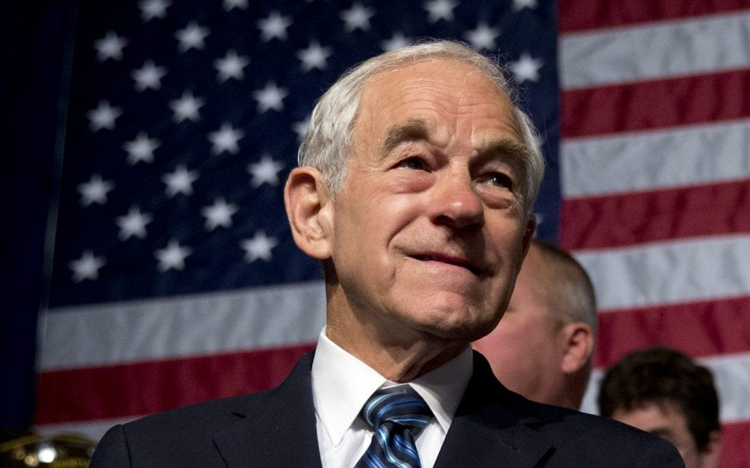 RON PAUL – US TO IRAQ: 'VOTE ALL YOU WANT, WE'RE NOT LEAVING!'