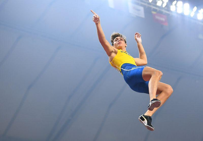 Duplantis can soar higher, says former pole vault record holder