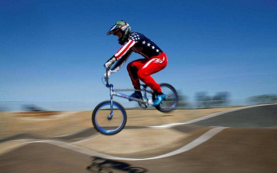 Cycling: Australian Sakakibara in induced coma after BMX accident